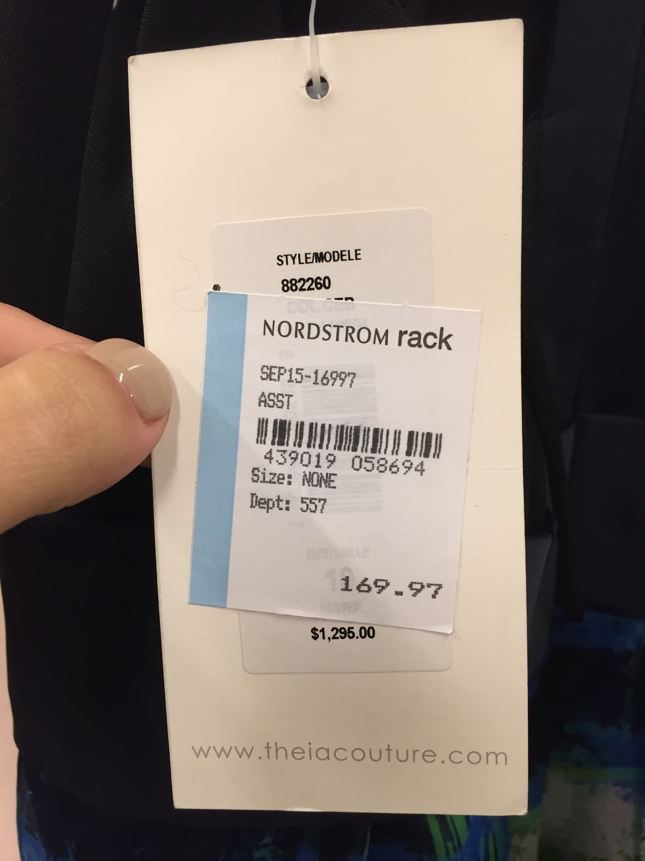 0cbc707814f0 There was also a super cute Burberry dress