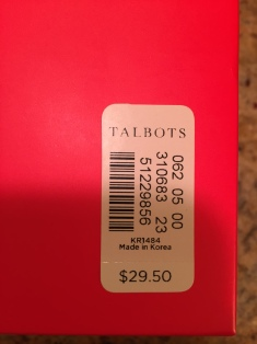 $29.50 Original Price!